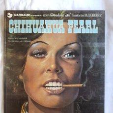 Cómics: LIBRO - EL TENIENTE BLUEBERRY Nº 07 - CHIHUAHUA PEARL. Lote 100402607