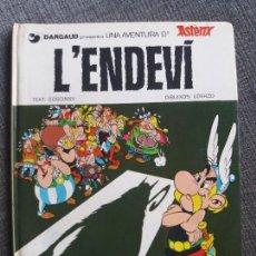 Cómics: ASTERIX L' ENDEVI. Lote 100416327
