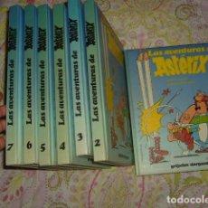 Cómics: LAS AVENTURAS DE ASTERIX , 7 TOMOS , GRIJALVO / DARGAUD 1990. Lote 100541635