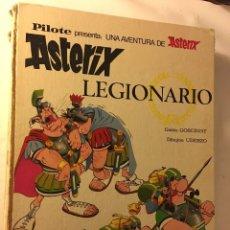 Cómics: ANTIGUO TEBEO AÑOS 70/80 BRUGUERA R.GOSCINNY, A.UDERZO UNA AVENTURA DE ASTERIX LEGIONARIO. Lote 100624675