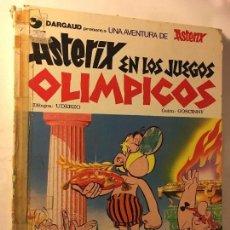 Cómics: ANTIGUO TEBEO AÑOS 70/80 BRUGUERA R.GOSCINNY A.UDERZO UNA AVENTURA ASTERIX EN LOS JUEGOS. Lote 100625987