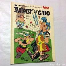 Cómics: ASTERIX EL GALO DARGAUD EDITORIAL GRIJALBO EDICIONES JUNIOR 1977 GOSCINNY UDERZO COMIC FRANCO BELGA. Lote 100750559