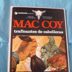 Cómics: TRAFICANTES DE CABELLERAS. MAC COY. GRIJALBO. 1980 48PP. Lote 100984155