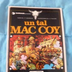 Cómics: MAC COY Nº 2. TAPAS DURAS. 1976. - UN TAL MAC COY -. PRIMERA EDICION. . Lote 100986983