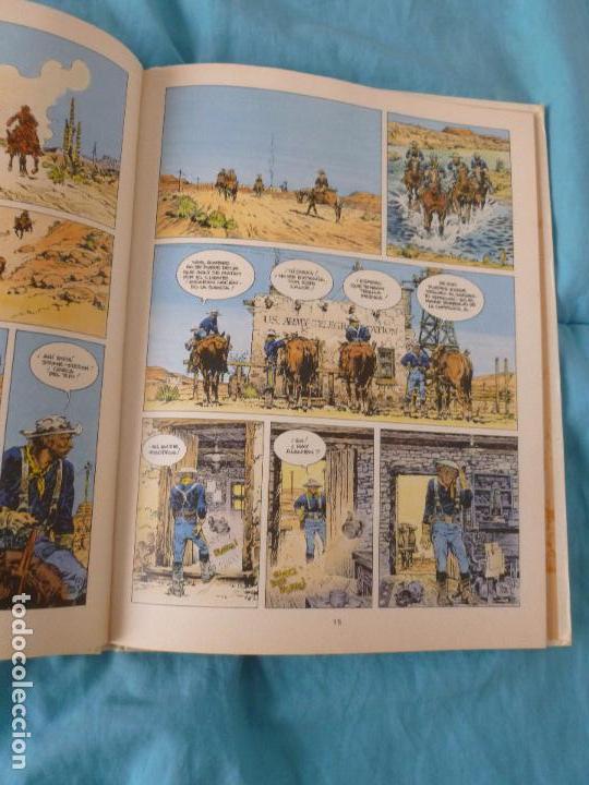 Cómics: MAC COY Nº 9. TAPAS DURAS. 1976. -EL CAÑON DEL DIABLO -. PRIMERA EDICION.BUEN ESTADO - Foto 2 - 101001047