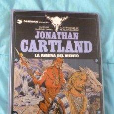 Cómics: JONATHAN CARTLAND Nº 3 – LA RIBERA DEL VIENTO – BUEN ESTADO – GRIJALBO AÑO 1985. Lote 101002371