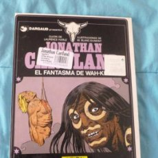 Cómics: CARTLAND.EL FANTASMA DE WAH-KEE. 1984 BUEN ESTADO. Lote 101003015
