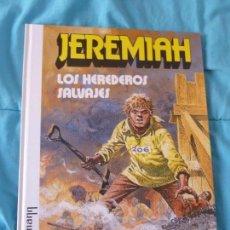 Cómics: JEREMIAH - LOS HEREDEROS SALVAJES - NÚMERO 3 - TAPA DURA - EDICIONES JUNIOR. Lote 101003583
