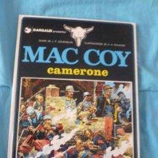 Cómics: MAC COY CAMERONE. GRIJALBO. 1º ED 1984. Lote 101027575