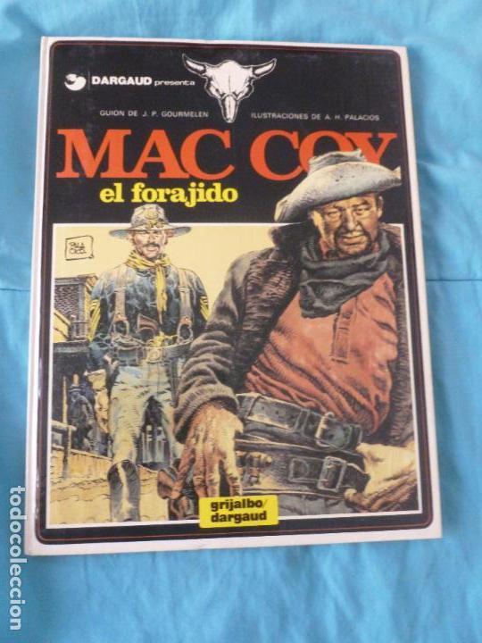 EL FORAJIDO. 1º ED 1985 (Tebeos y Comics - Grijalbo - Mac Coy)