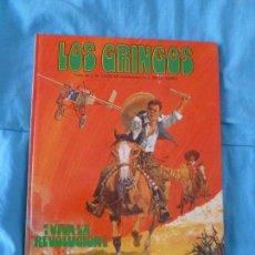 Cómics: LOS GRINGOS.VIVA LA REVOLUCION. GRIJALBO. 1980. Lote 101029471