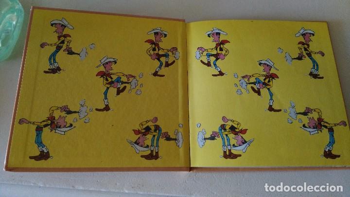 Cómics: LUCKY LUKE Y SU MUNDO LA CABALLERIA 1985 18 CMS 190 GRS - Foto 2 - 101141011