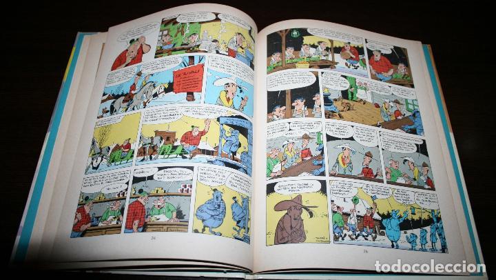 Cómics: LUCKY LUKE - ELS DALTON VAN AL CANADÀ - MORRIS & GOSCINNY - GRIJALBO/DARGAUD - 1983 - EN CATALÁN - Foto 3 - 101245459