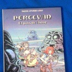 Cómics: PERCEVAN Nº 4 - EL PAÍS DE ASTOR - GRIJALBO, 1986. Lote 101460575