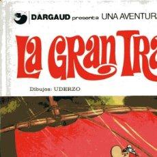 Cómics: ASTERIX / LA GRAN TRAVESIA / TAPA DURA 1981. Lote 101544399