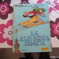 Cómics: IZNOGUD LA ALFOMBRA MAGICA. Lote 101567703