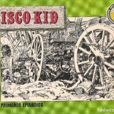 Cómics: HÉROES DE SIEMPRE. CISCO KID. ¡¡COMPLETA!!. 7 NÚMEROS. EDICIONES ESEUVE. (RF.MA)C/30. Lote 101931415