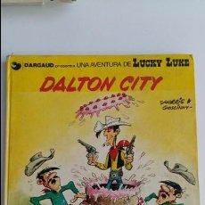 Cómics: UNA AVENTURA DE LUCKY LUKE DALTON CITY. GRIJALBO. Nº 29 1985. W. Lote 101976323