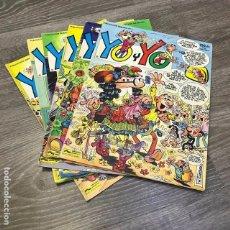 Cómics: LOTE YO Y YO - JUNIOR GRIJALBO - 1987 (6 CÓMICS). Lote 102105823
