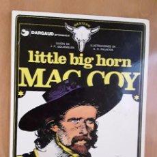 Cómics: GRIJALBO/DARGAUD - MAC COY - LITTE BIG HOR- Nº 8 - TAPA DURA. Lote 102482035