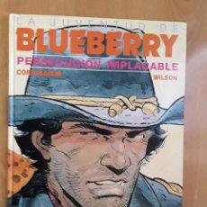 Cómics: EDICIONES JUNIOR/GRIJALBO - PERSECUCIÓN IMPLACABLE - Nº 30 - TENIENTE BLUEBERRY . Lote 102484931