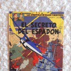 Cómics: LAS AVENTURAS DE BLAKE Y MORTIMER - EL SECRETO DEL ESPADON N. 11 - 3 PARTE. Lote 102488447