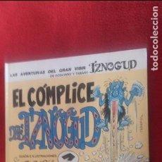 Cómics: IZNOGUD 13 - EL COMPLICE DE IZNOGUD - TABARY - CARTONE. Lote 102500027