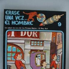 Comics : PUBLICACION COMIC: ERASE UNA VEZ... EL HOMBRE Nº 9 - EDICIONES JUNIOR GRIJALBO 1979 RUSTICA. COLOR. . Lote 102595215