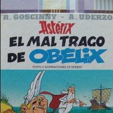 Cómics: ASTERIX. EL MAL TRAGO DE OBELIX. GRIJALBO. 1996. W. Lote 102660143