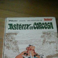 Cómics: ASTERIX EN CORCEGA. BRUGUERA.. Lote 102923398