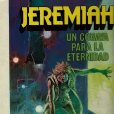 Cómics: JEREMIAH VOL. 5 : UN COBAYA PARA LA ETERNIDAD (HERMANN) TAPA BLANDA. Lote 103087871