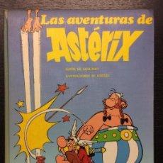 Cómics: LAS AVENTURAS DE ASTERIX, 6 TOMOS. Lote 103109255