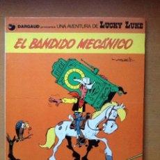 Comics: LUCKY LUKE EL BANDIDO MECÁNICO VER. Lote 103271512