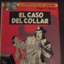 Cómics: BLAKE Y MORTIMER-EL CASO DEL COLLAR. Lote 156532128