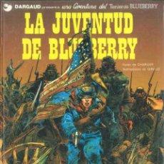 Cómics: Nº 12 LA JUVENTUD DE BLUEBERRY. Lote 103421859