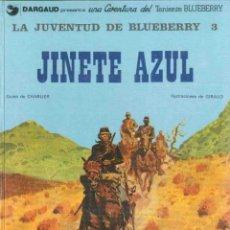 Cómics: Nº 14 JINETE AZUL. Lote 103423111