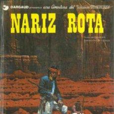 Cómics: Nº 15 NARIZ ROTA. Lote 103423519