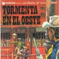 Cómics: Nº 17 TORMENTA EN EL OESTE. Lote 103424131