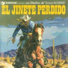 Cómics: Nº 19 EL JINETE PERDIDO. Lote 103424815