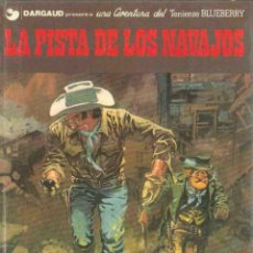 Cómics: Nº 22 LA PISTA DE LOS NAVAJOS. Lote 103426155