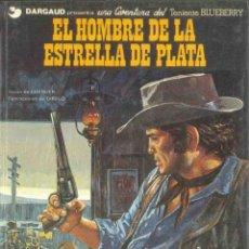Cómics: Nº 23 EL HOMBRE DE LA ESTRELLA DE PLATA. Lote 103426435
