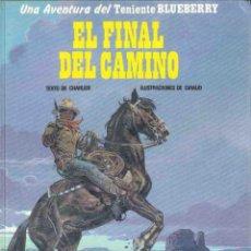 Cómics: Nº 26 EL FINAL DEL CAMINO. Lote 103427435