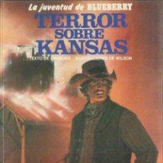 Cómics: Nº 27 TERROR SOBRE KANSAS. Lote 103427635