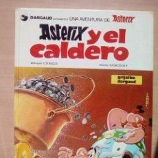 Cómics: ASTERIX Y EL CALDERO. Lote 103680155