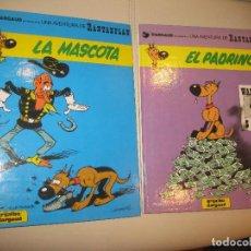 Cómics: RANTANPLAN 1 Y 2 , SPIN-OFF DE LUCKY LUKE , EN CASTELLANO. Lote 103728171