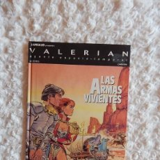Cómics: VALERIAN AGENTE ESPACIO TEMPORAL - LAS ARMAS VIVIENTES N. 14. Lote 103845815