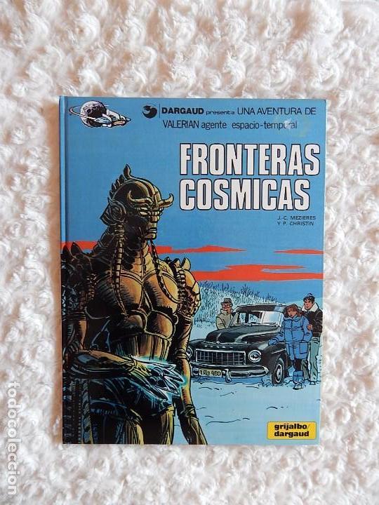 VALERIAN AGENTE ESPACIO TEMPORAL - FRONTERAS COSMICAS N. 13 (Tebeos y Comics - Grijalbo - Valerian)