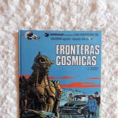 Cómics: VALERIAN AGENTE ESPACIO TEMPORAL - FRONTERAS COSMICAS N. 13. Lote 103846067