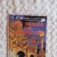 Cómics: VALERIAN AGENTE ESPACIO TEMPORAL - LOS HEROES DEL EQUINOCCIO N. 7. Lote 103847327