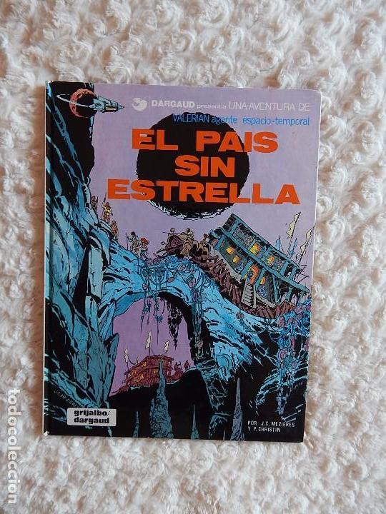 VALERIAN AGENTE ESPACIO TEMPORAL - EL PAIS SIN ESTRELLAS N. 2 (Comics und Tebeos - Grijalbo - Valerian)